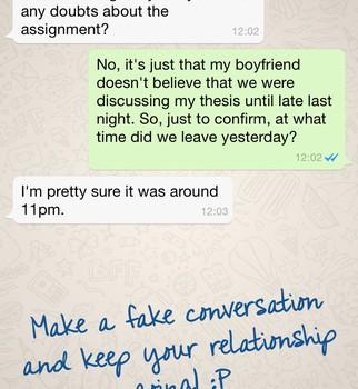 WhatsFake Ekran Görüntüleri - 5