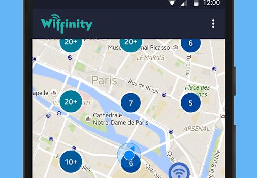 Wiffinity Ekran Görüntüleri - 4