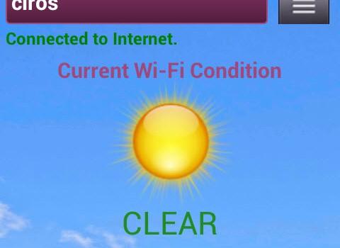 WiFi & Mobile Network Speed Ekran Görüntüleri - 6