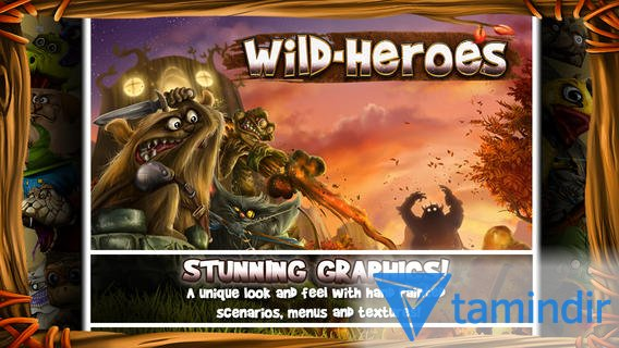 Wild Heroes Ekran Görüntüleri - 5