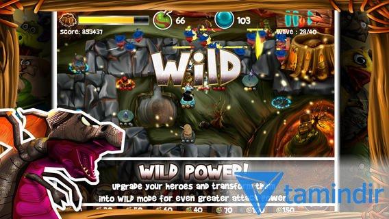 Wild Heroes Ekran Görüntüleri - 2