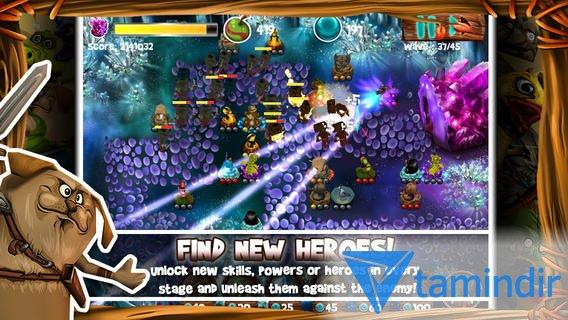 Wild Heroes Ekran Görüntüleri - 1