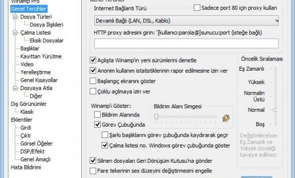 Winamp Lite Ekran Görüntüleri - 2