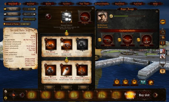 Wind of Luck: Arena Ekran Görüntüleri - 3