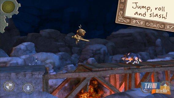 Wind-up Knight Ekran Görüntüleri - 4