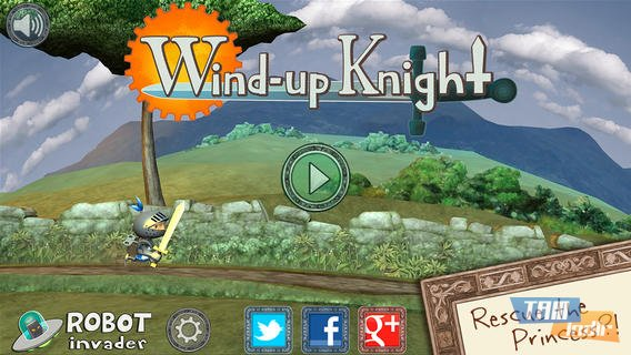 Wind-up Knight Ekran Görüntüleri - 5
