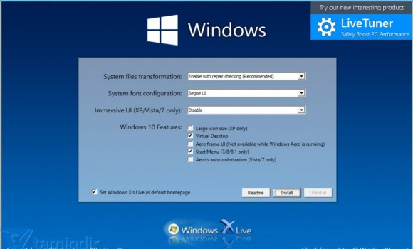 Windows 10 Transformation Pack Ekran Görüntüleri - 5