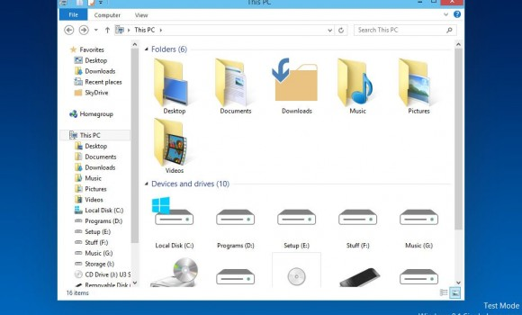 Windows 10 Transformation Pack Ekran Görüntüleri - 2