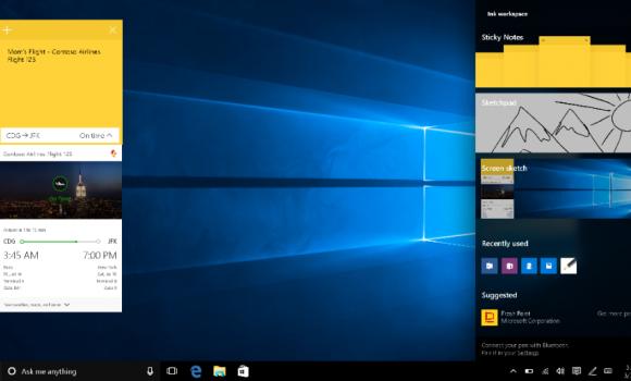 Windows 10 Yıl Dönümü Güncellemesi Ekran Görüntüleri - 2