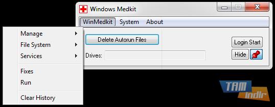 Windows Medkit Ekran Görüntüleri - 1