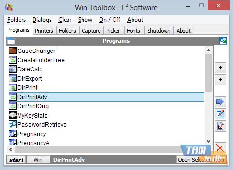 WinToolBox Ekran Görüntüleri - 4