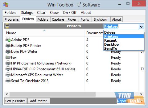 WinToolBox Ekran Görüntüleri - 3