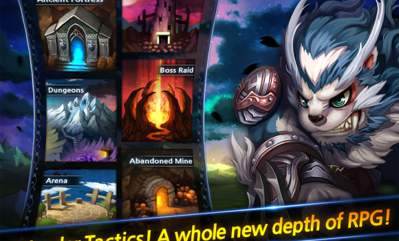 Wonder Tactics Ekran Görüntüleri - 2