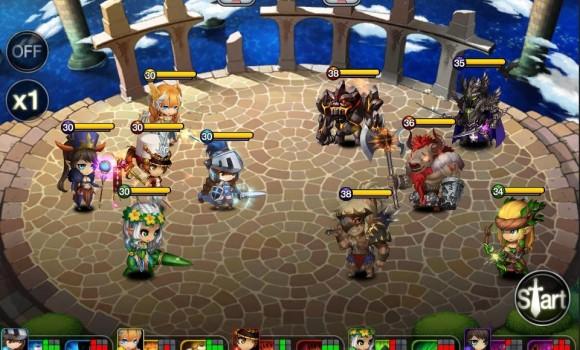 Wonder Tactics Ekran Görüntüleri - 1