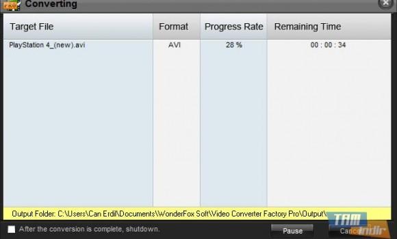 Wonderfox Video Converter Factory Pro Ekran Görüntüleri - 4