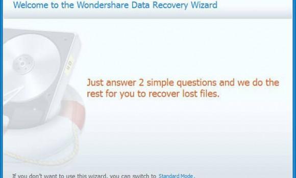 Wondershare Data Recovery Ekran Görüntüleri - 4