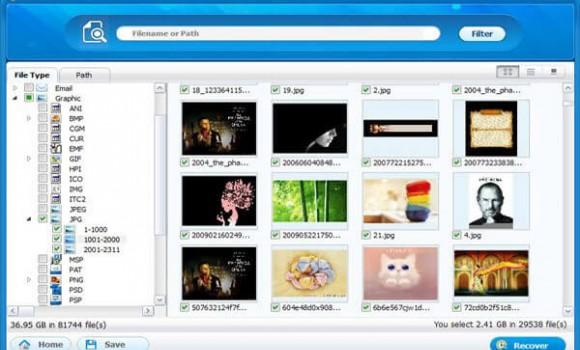 Wondershare Data Recovery Ekran Görüntüleri - 3