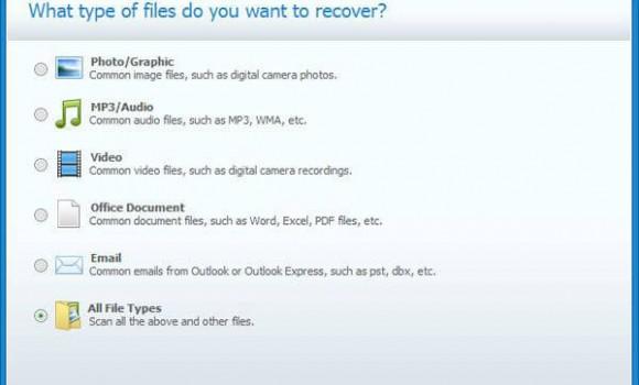 Wondershare Data Recovery Ekran Görüntüleri - 2