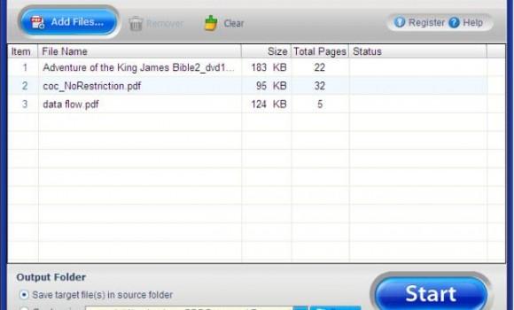 Wondershare PDF Password Remover Ekran Görüntüleri - 1