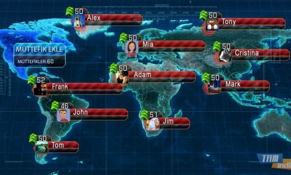 World at Arms Ekran Görüntüleri - 2