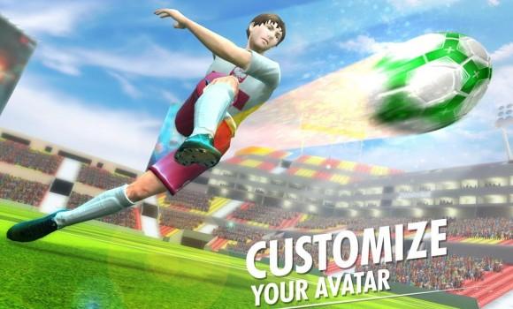 World Football Cup Real Soccer Ekran Görüntüleri - 6