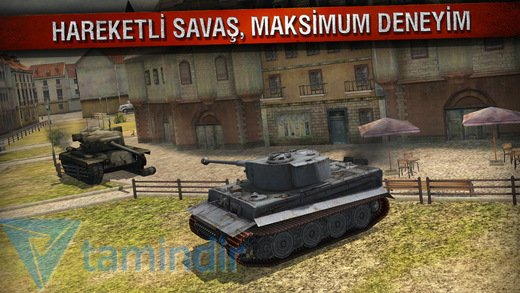World of Tanks Blitz Ekran Görüntüleri - 3