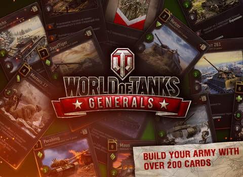World of Tanks Generals Ekran Görüntüleri - 5