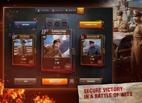 World of Tanks Generals Ekran Görüntüleri - 4