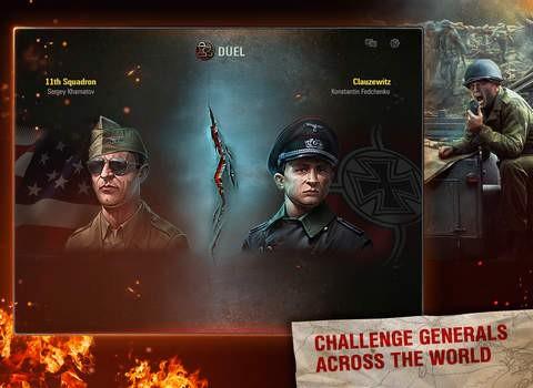 World of Tanks Generals Ekran Görüntüleri - 3