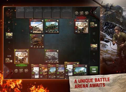 World of Tanks Generals Ekran Görüntüleri - 2