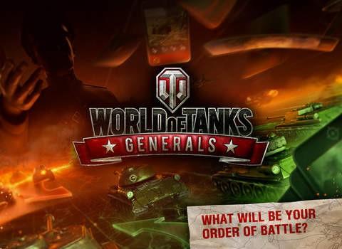 World of Tanks Generals Ekran Görüntüleri - 1