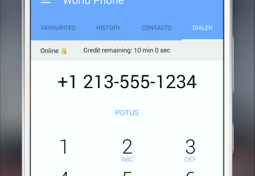 World Phone Ekran Görüntüleri - 4