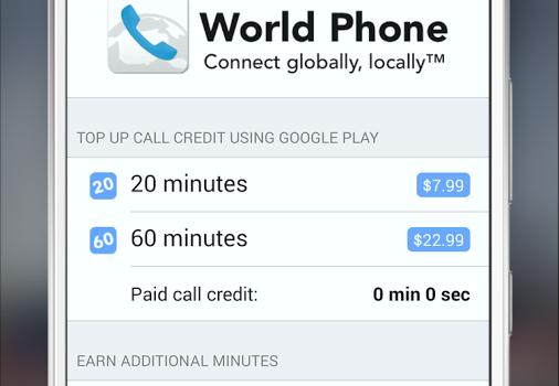 World Phone Ekran Görüntüleri - 3