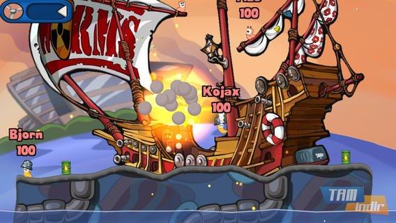 Worms 2: Armageddon Ekran Görüntüleri - 3