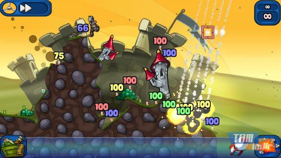 Worms 2: Armageddon Ekran Görüntüleri - 2