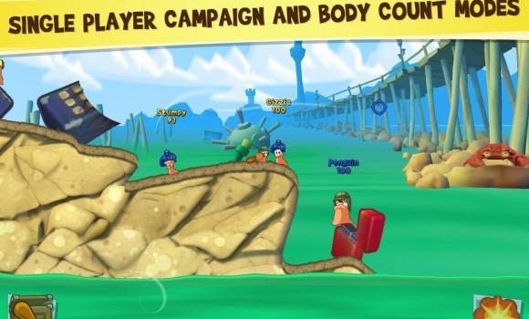 Worms 3 Ekran Görüntüleri - 4