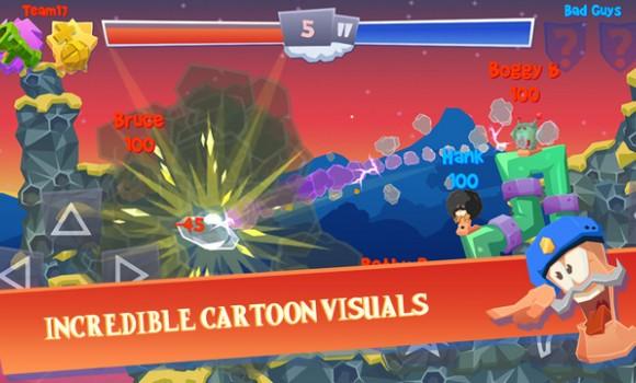 Worms 4 Ekran Görüntüleri - 1