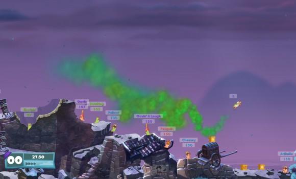 Worms W.M.D Ekran Görüntüleri - 2