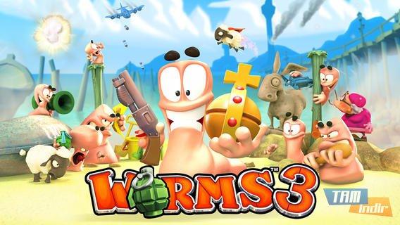 Worms3 Ekran Görüntüleri - 5