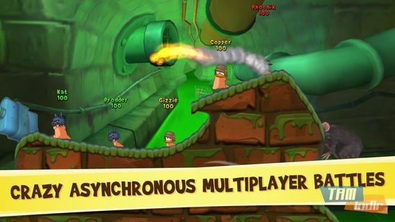 Worms3 Ekran Görüntüleri - 4