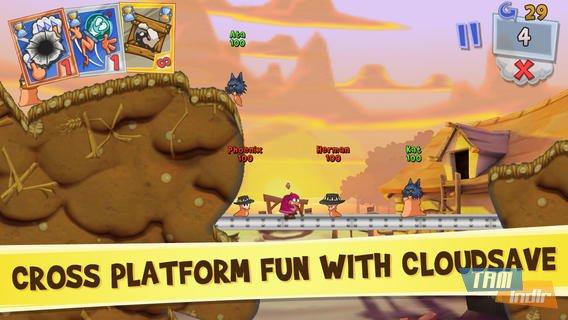 Worms3 Ekran Görüntüleri - 2