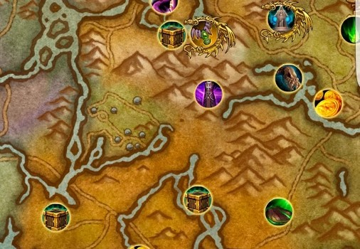 WoW Legion Companion Ekran Görüntüleri - 3