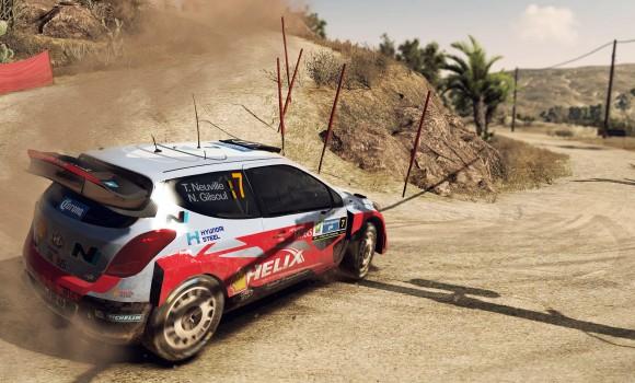 WRC 5 Ekran Görüntüleri - 5