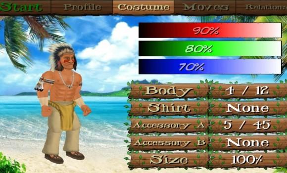 Wrecked (Island Survival Sim) Ekran Görüntüleri - 1
