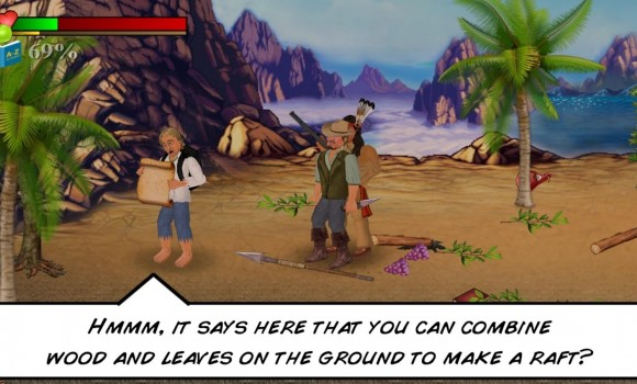 Wrecked (Island Survival Sim) Ekran Görüntüleri - 3