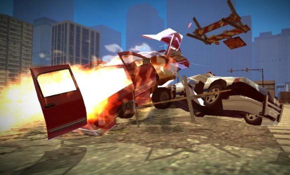 Wrecked Racing Ekran Görüntüleri - 2