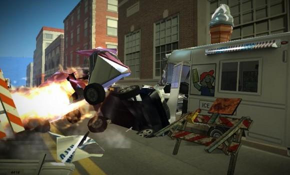 Wrecked Racing Ekran Görüntüleri - 1