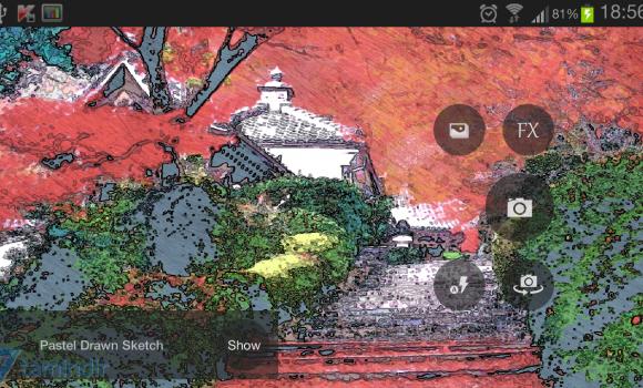WryPix Camera Ekran Görüntüleri - 4