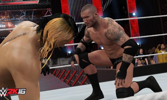 WWE 2K16 Ekran Görüntüleri - 3