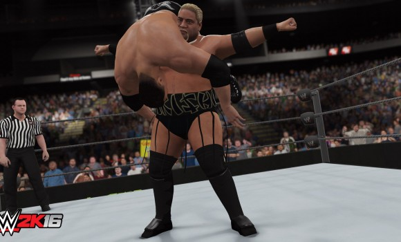 WWE 2K16 Ekran Görüntüleri - 2